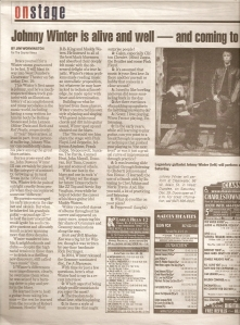 Courier News Article Dec 2007